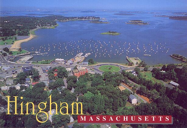 Hingham ma pictures posters news and videos on your for Hingham shipyard